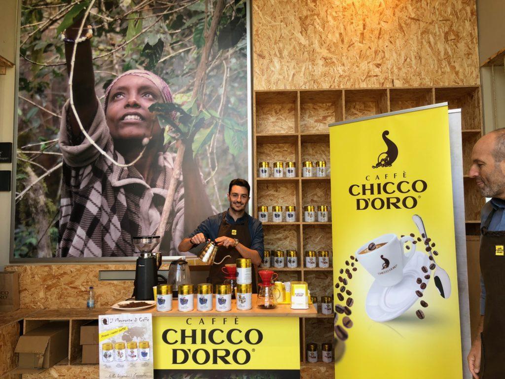 Chicco d'Oro a MilanoCaffè