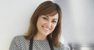 Monica Bianchessi chef in house De'Longhi impegnata per MilanoCaffè