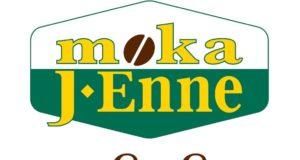 Il logo Moka J-Enne