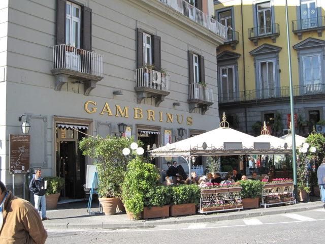 Gambrinus napoli