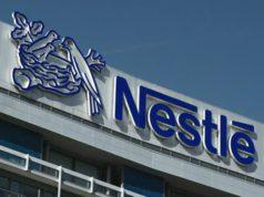 La sede della Nestlé a Vevey in Svizzera