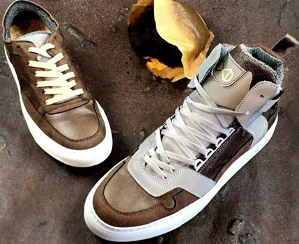 sports shoes 48252 ae5c3 Scarpe vegane all'aroma di caffè: i fondi riciclati da un ...