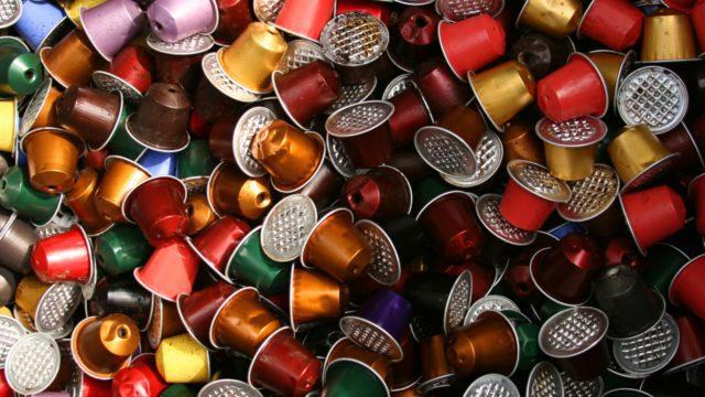 Nespresso concorrenti riciclaggio capsule usate