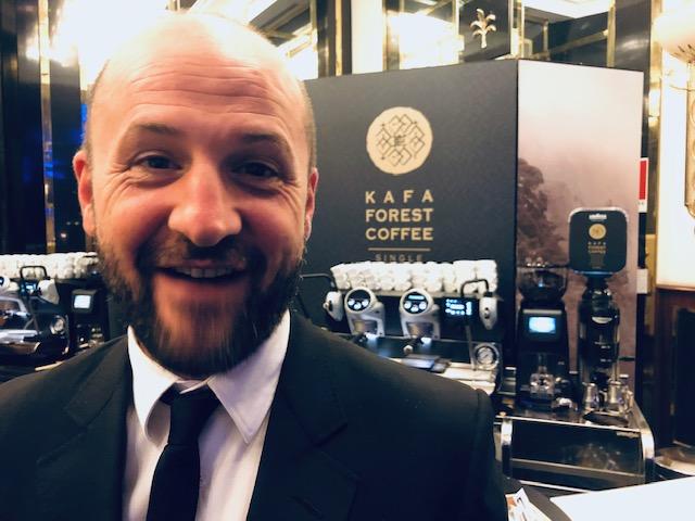 Francesco Sanapo proprietario di Ditta Artigianale