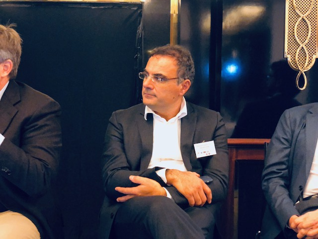 Maurizio Giuli, head of marketing and Communicaton Simonelli Group