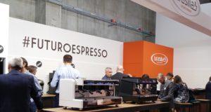 Lo stand della Brasilia a Triestespresso