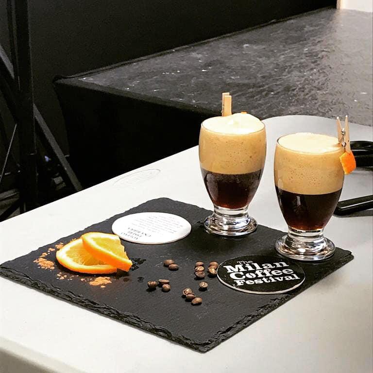 La ricetta speciale di Fabio Dotti per il The Milan coffee Festival: il caffè che voleva essere una birra