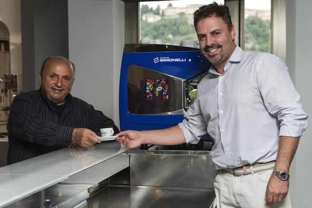 Roberto Bresciani Nuova distribution Nord America Nuova Simonelli