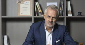 Fabio Ceccarani, 60 anni, amministratore delegato Simonelli Group