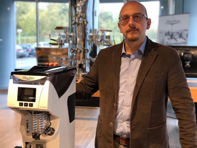 L'ingegner Claudio Cingolani R&D Simonelli Group