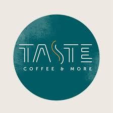 Il logo del bar Taste coffee & more
