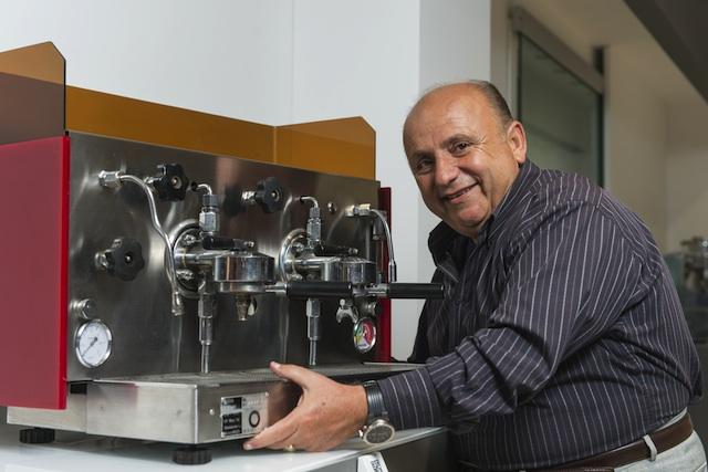 Tommaso Bresciani pioniere delle macchine per caffè professionali nel Nord America