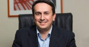 Il nuovo Direttore esecutivo Sca Yannis Apostoulopulos