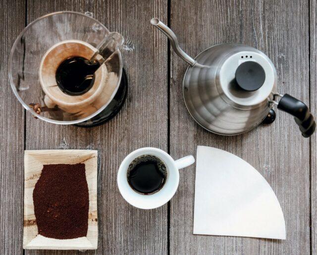 Il team della Coffee Academy