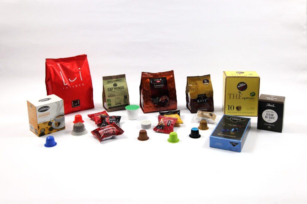 Prodotti specifici Ica per il settore caffè