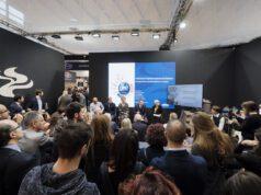 """La conferenza """"Valorizzare l'espresso tradizionale: un approccio contemporaneo by Lavazza"""" che si è tenuta nello spazio incontri dello stand Lavazza al Sigep 2019"""