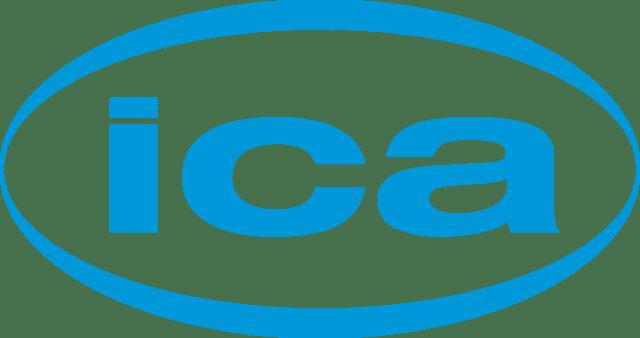 Il logo Ica Spa