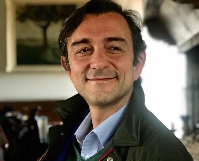 پاتریک هوفر رئیس شرکت بو دادن کورسینو کورسینی و همچنین نایب رئیس کنسرسیوم پروستات قهوه است