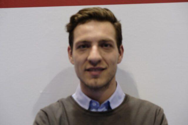 Giacomo Vannelli e il campione italiano di caffetteria 2019