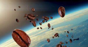 caffè Iss space economy