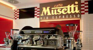 L'Academy di Caffè Musetti a Pontenure