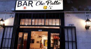 """Tirreno L'esterno del Bar """"Che Palle"""", che ospita l'iniziativa"""