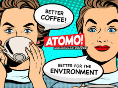 horizon ventures atomo coffee