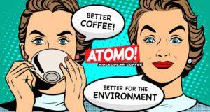 caffè sintetico Una delle immagini, vagamente retrò, scelte per reclamizzare il crowdfunding del nuovo prodotto