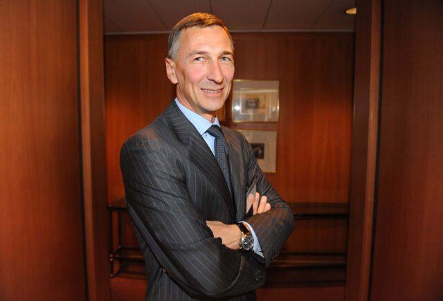 Enrico Cavatorta nuono Chief financial and corporate officer del gruppo Lavazza