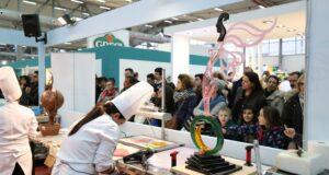 Migliori Dolci Italiani Una fase di un'edizione trascorsa dell'evento
