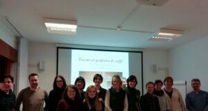 Foto di gruppo dei partecipanti al corso