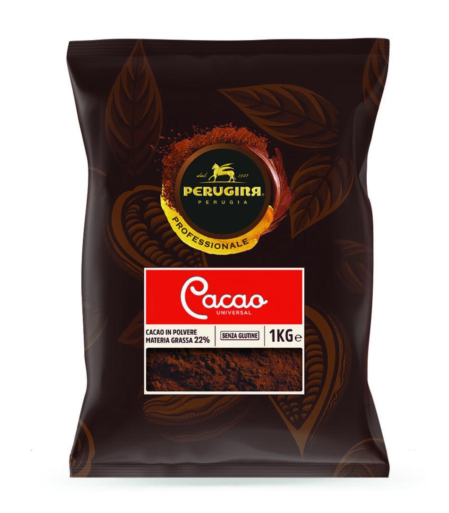 Perugina Professionale la confezione di cacao universale