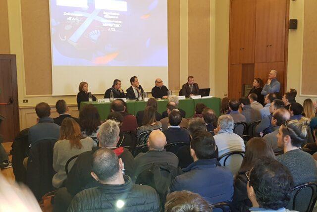 vademecum Un'immagine della conferenza stampa di presentazione