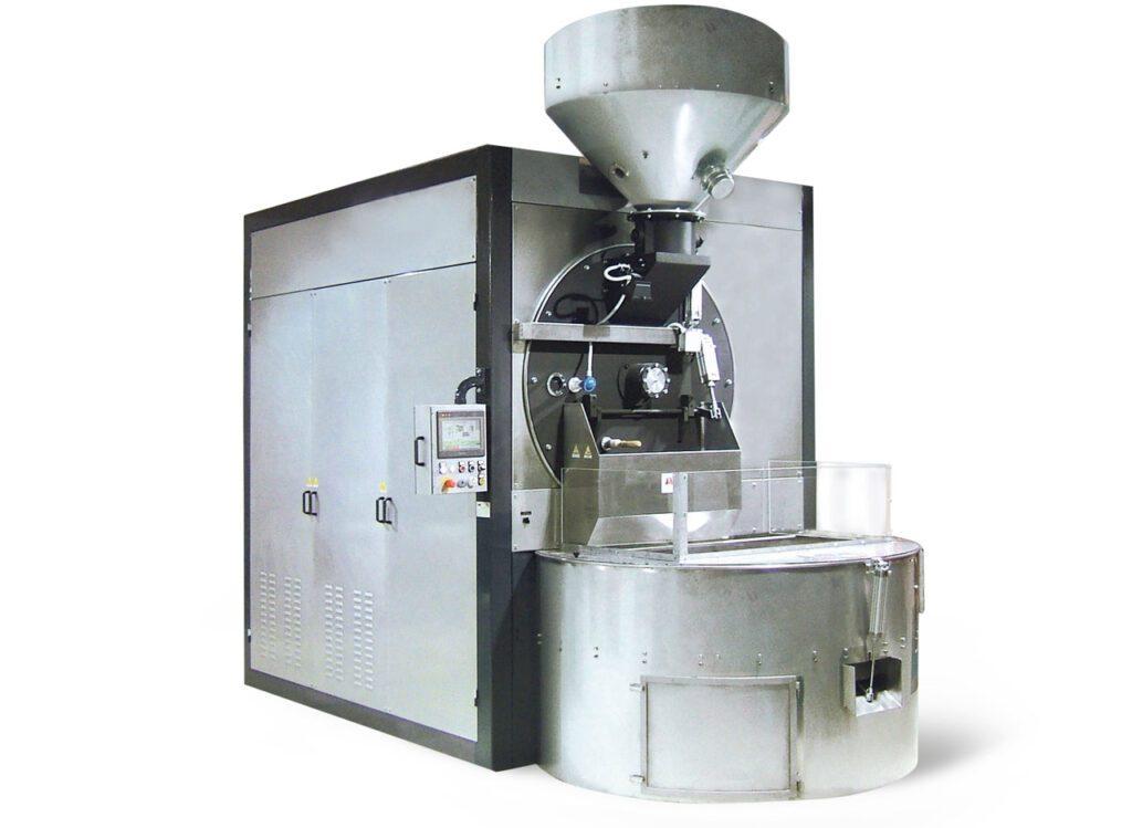 Sta Impianti: il modello Futura torrefazione caffè
