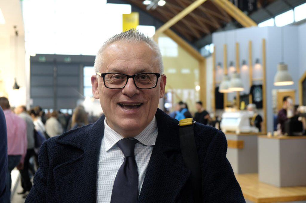 Vincenzo Bazzanini al Sigep