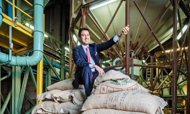 Fabrizio Capua, amministratore delegato di Caffè Mauro