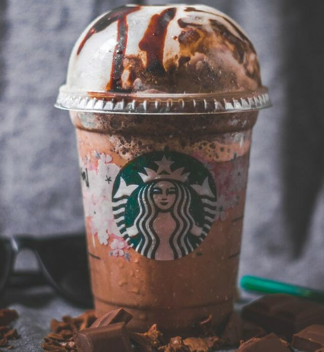 cioccolata starbucks