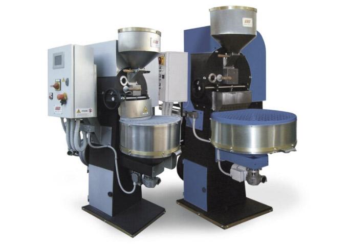 ReRoast 5-10, linea di torrefattrici particolarmente adatte per piccole produzioni di alta qualità