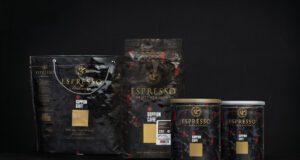 Le confezioni di Espresso di Piantagione