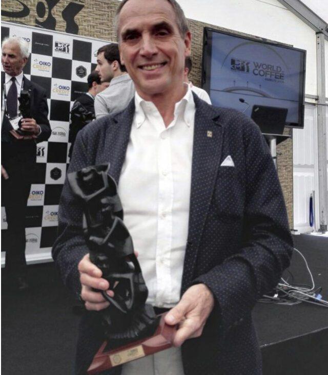 Edy Bieker premio carrriera