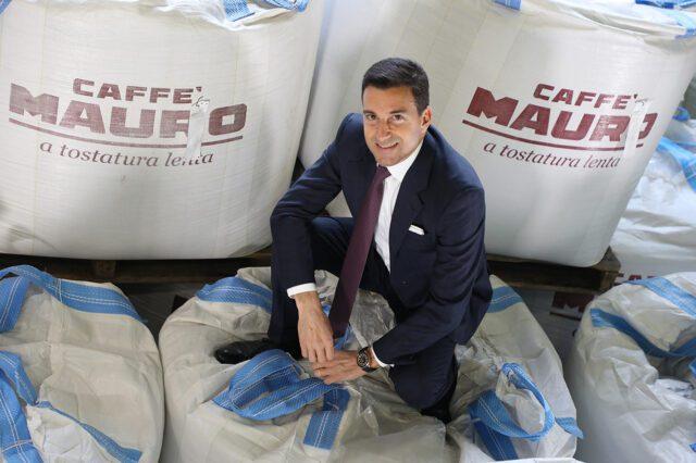 Caffè Mauro fatturato Fabrizio Capua, Presidente e Amministratore Delegato di Caffè Mauro