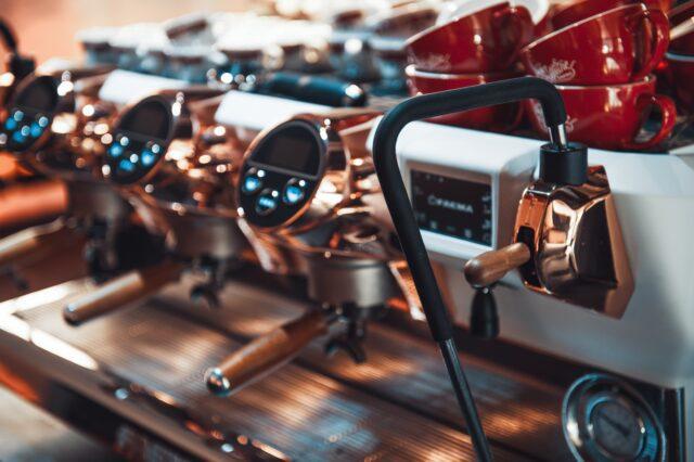 Faema London Coffee Festival La Faema E71E