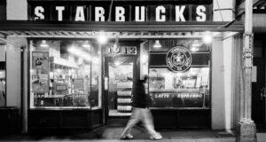 Starbucks Pike