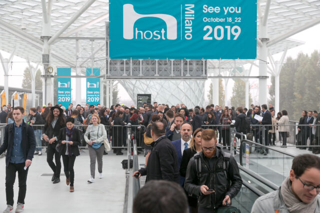 Hostmilano Ingredients to coffee