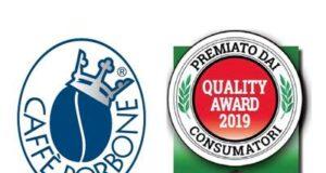 Caffè Borbone è stata insignita del Quality Award 2019