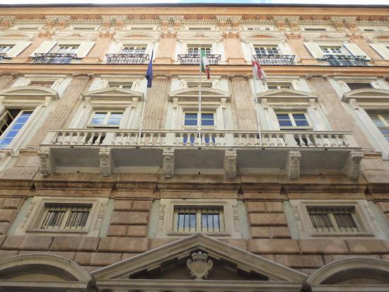 La sede della Camera Arbitrale Italiana del Caffè presso la Camera di Commercio di Genova
