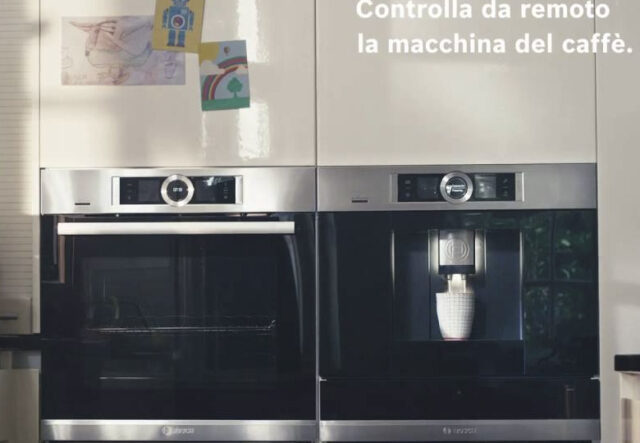 Macchina caffè bosch