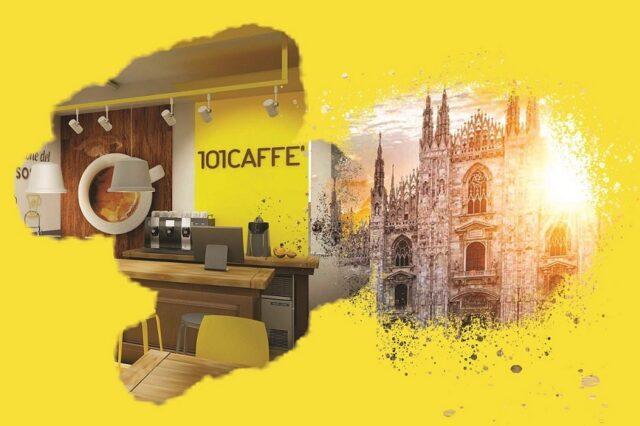 101caffè design week 101Caffè è presente per il terzo anno al Fuorisalone milanese