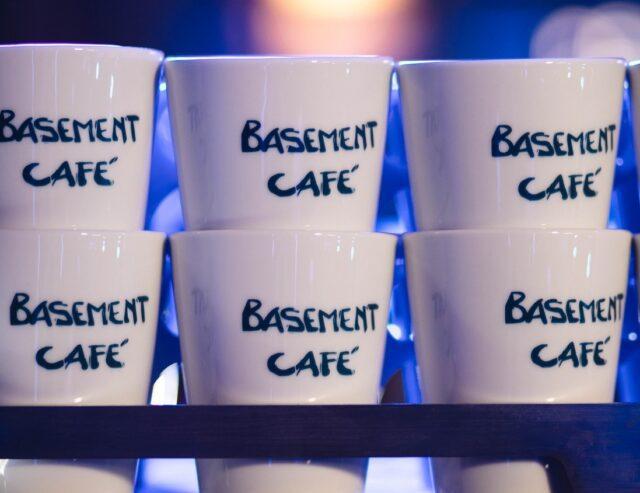 Basement Café Lavazza L'azienda torinese è vicina ai nuovi linguaggio di comunicazione