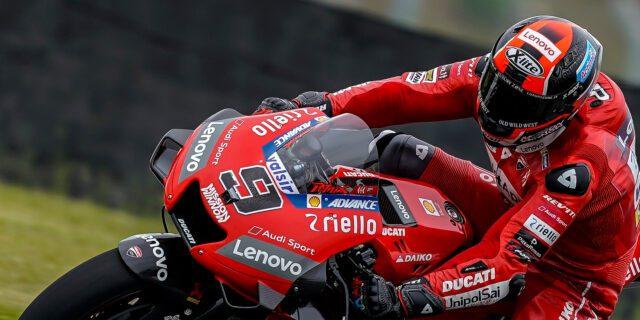 Ducati MotoGP accordo con Autogrill